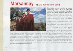 Bourgogne Magazine 2011